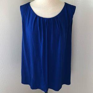 Calvin Klein women's blue size 2x tank top